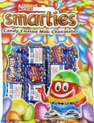 Picture of Nestle Smarties Funpack 150gr