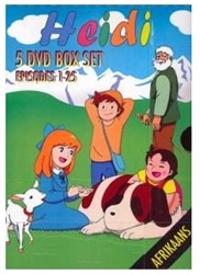 Picture of NO STOCK Heidi Box Set 1: Episodes 1 - 25