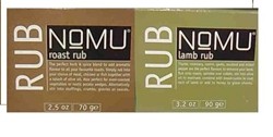 Picture of Nomu Lamb Rub 90g