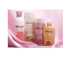 Picture of Oh So Heavenly- Oil Collection Pomegranate and Rosehip Oil Body LOTION  375ml