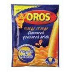 Picture of Oros  Orange and Mango Powder mix 35g