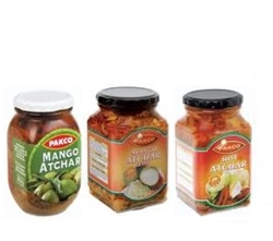 Picture of Pakco Mango Atchar  400 g