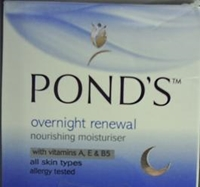 Picture of Ponds overnight renewal 100ml