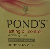 Picture of Ponds Vanishing Cream 100ml Normal to Oily