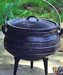 Picture of Potjie size 3 - 3 legged pot