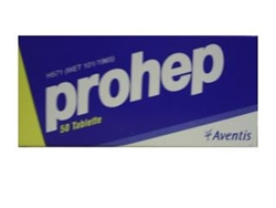 Picture of Prohep 100 Tablets  ( NO STOCK )