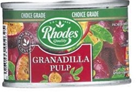 Picture of Rhodes Granadilla Pulp 115gr