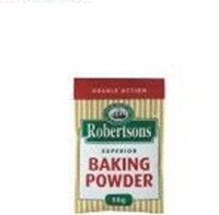Picture of Robertsons Baking Powder  50g