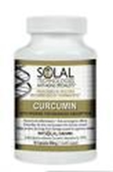 Picture of Solal Curcumin 60's