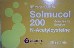 Picture of Solmucol 200mg