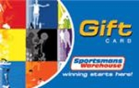 Picture of Sportsmans Warehouse R300 Gift Card
