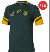 Picture of Springboks Asics mens home jersey