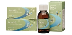 Picture of Texa tablets 10mg 30's