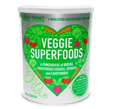 Picture of The Real Thing Veggie Superfoods  300g