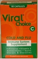 Picture of Viral Choice 60 C