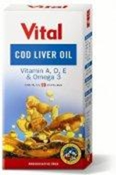 Picture of Vital Cod Liver 90 capsules