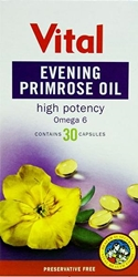 Picture of Vital Evening Primrose Oil CAPS 30