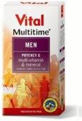 Picture of Vital Multitime Men 30 capsules