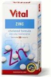 Picture of Vital Zinc (100 tablets)