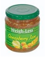Picture of Weigh-less Gooseberry Jam 325 GR