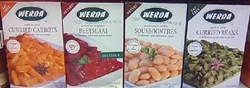 Picture of Werda - Sliced Beetroot Salad  Sweet & Sour420g