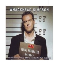 Picture of Whackhead Simpson - Serial Prankster