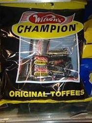 Picture of Wilsons Champion Original Toffees 150g