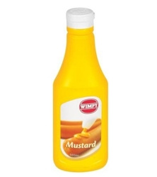 Picture of Wimpy Mustard sauce 500ml