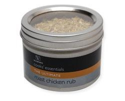 Picture of Woolworths Cooks' Essentials Roast Chicken Rub100g