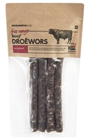 Picture of Woolworths Free Range Beef Droe Wors 150g