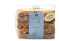 Picture of Woolworths Homestyle Oat and Coconut Crunchies