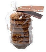 Picture of Woolworths Homestyle Peanut Butter Cookies 200g