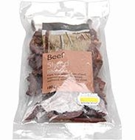 Picture of Woolworths Sliced Beef Biltong 150g