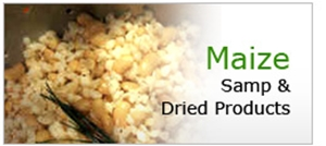 Picture for category Maize, Samp and Dried Products