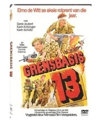 Picture of Grensbasis 13 (DVD)