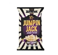 Picture of Jumpin Jack White Cheddar Popcorn 100 GR