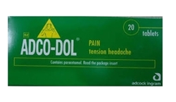 Picture of Adco-Dol 20's (Dischem / Clicks)