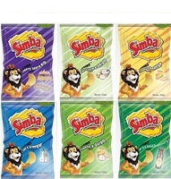Picture of Simba Chips 125g