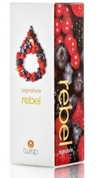Picture of Rebel flavour liquid 8mg Nicotine